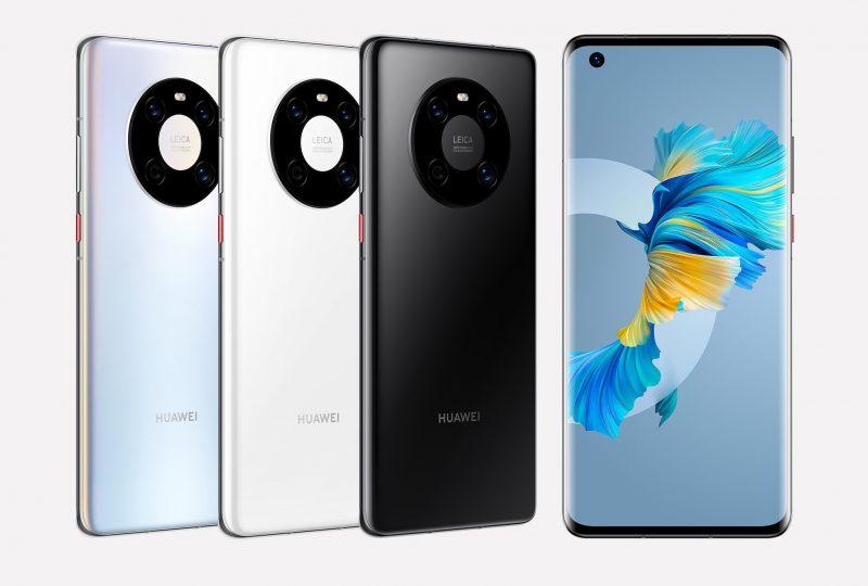 Huawei Mate 40E.