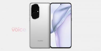 Huawei P50:n mallinnos. Kuva: Steve Hemmerstoffer / Voice.