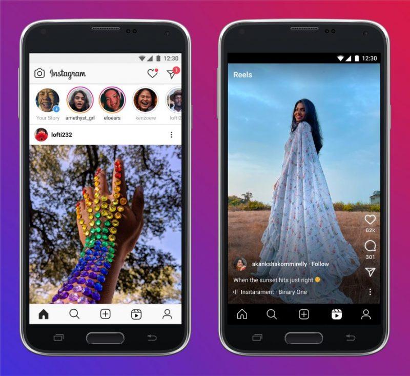 Instagram Lite tarjoaa kaikki tutut Instagramin perustoiminnot.
