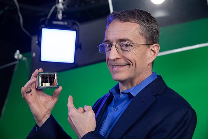 Intelin tuore toimitusjohtaja Pat Gelsinger.