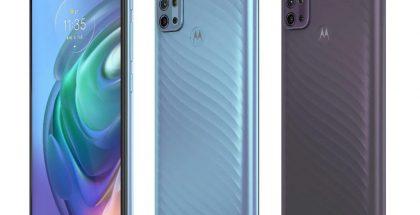 Motorola Moto G10 Power.