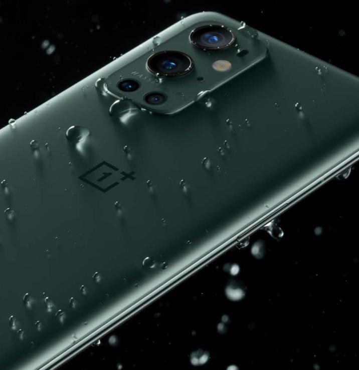 OnePlus 9 Pro on IP68-luokitellusti pöly- ja vesitiivis.