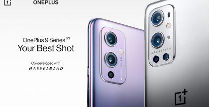 OnePlus 9 -sarja aloittaa OnePlussan kumppanuuden kameravalmistaja Hasselbladin kanssa.