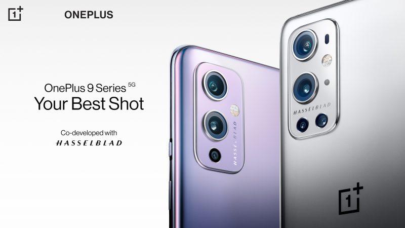OnePlus 9 -sarja aloitti OnePlussan kumppanuuden kameravalmistaja Hasselbladin kanssa.