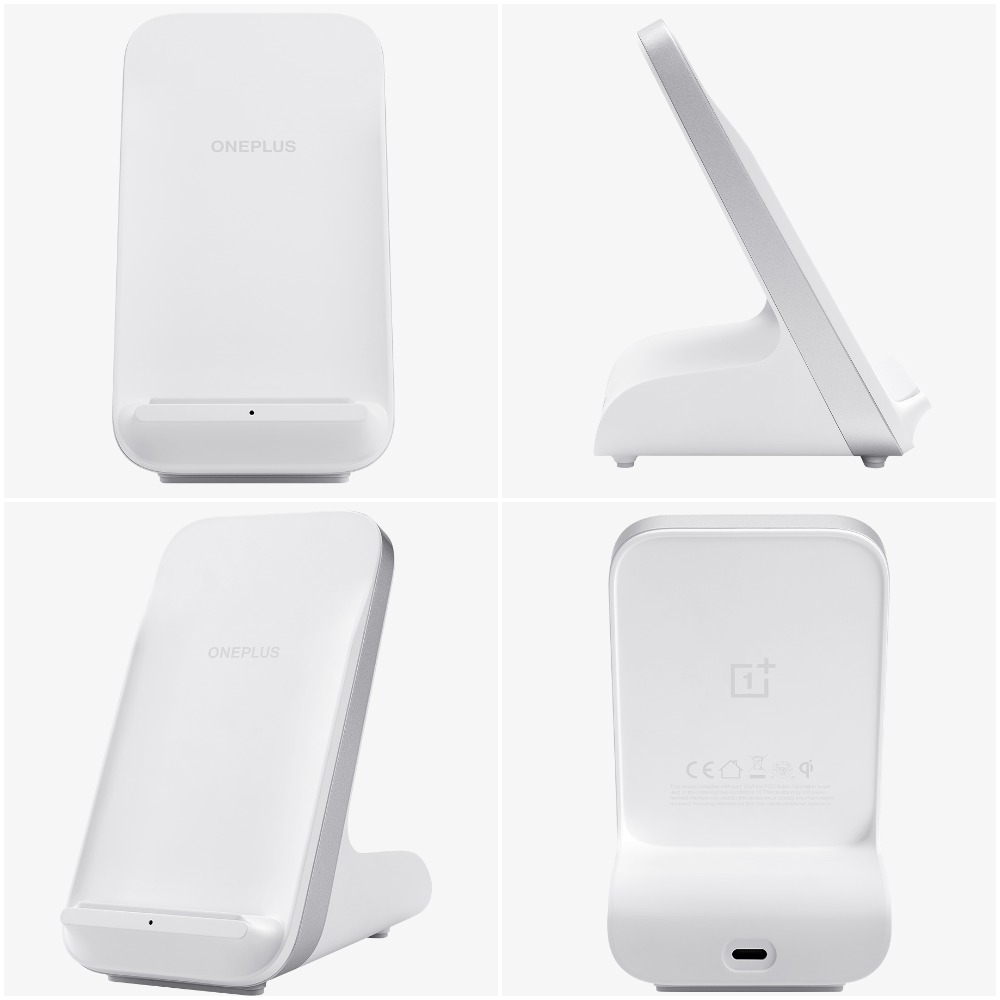 OnePlus Warp Charge 50 Wireless Charger.