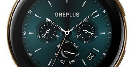 OnePlus Watch, Cobalt Alloy. Kuva: Evan Blass / Voice.