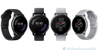 OnePlus Watch. Kuva: Ishan Agarwal.