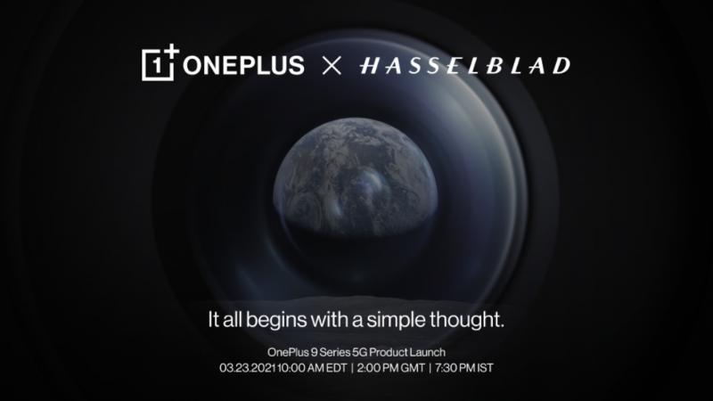 OnePlus aloittaa yhteistyön kameravalmistaja Hasselbladin kanssa.