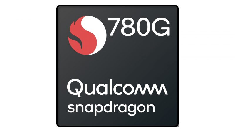 Qualcomm Snapdragon 780G.