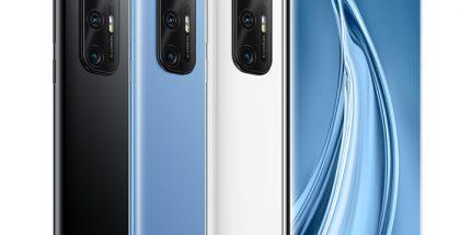 Xiaomi Mi 10S.