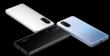Kuvassa Xiaomi Mi 11i, yksi Xiaomin vuoden 2021 älypuhelinmalleja.