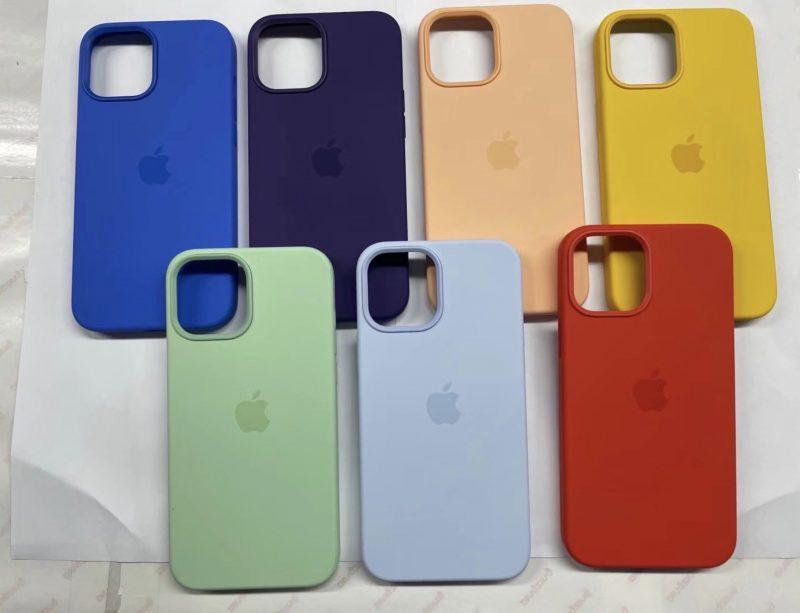 Uusi kuvavuoto: Tällaiset seitsemän uutta iPhone 12 -suojakuoriväriä Applelta on tulossa tänä keväänä – julki ehkä ensi viikolla