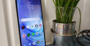 Motorola Moto G50.
