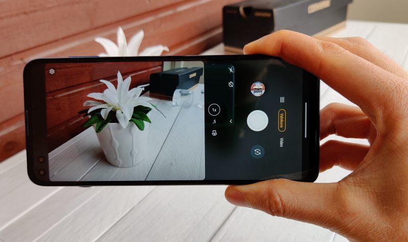 Moto G100 on paras Motorola-kamerapuhelin toistaiseksi.