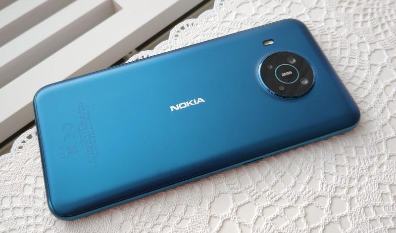 Nordic Blue on tuttu sinertävä värivaihtoehto.
