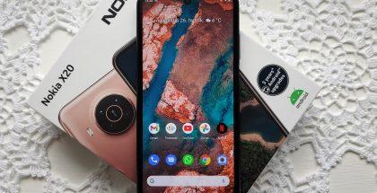 Nokia X20.