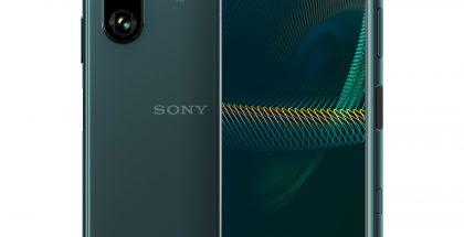 Sony Xperia 5 III.