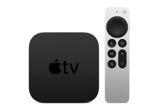 Uusi Apple TV 4K.