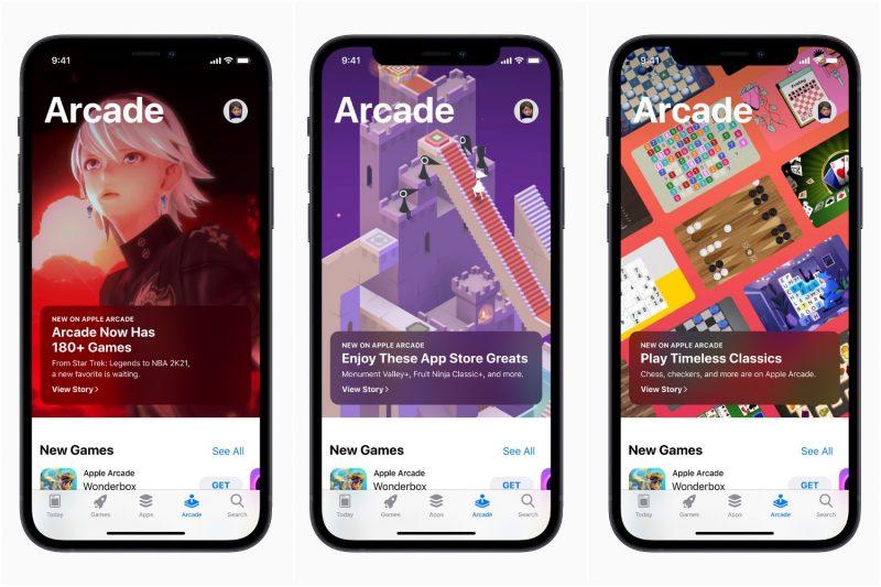 Apple Arcade tarjoaa nyt yhdellä tilausmaksulla yli 200 peliä, joissa ei ole mainoksia tai sovelluksen sisäisiä ostoja.