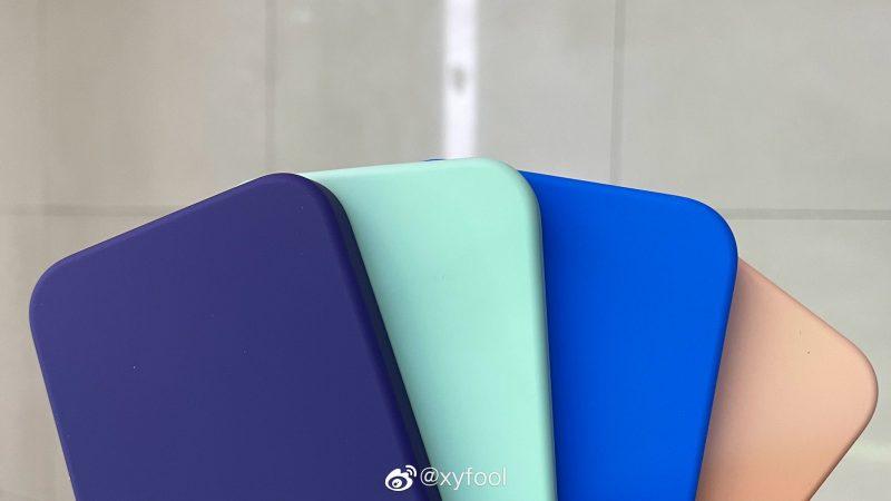 Applen värejä keväällä 2021?