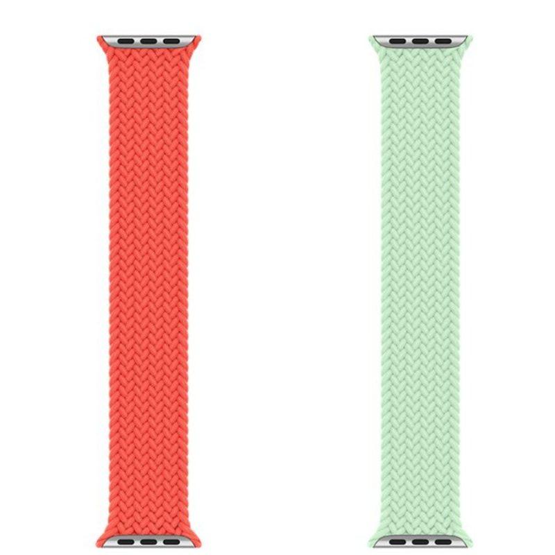 Punottu Solo Loop -ranneke - kaksi uutta väriä.