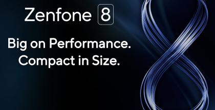 Asus ZenFone 8 -ennakkokuva.
