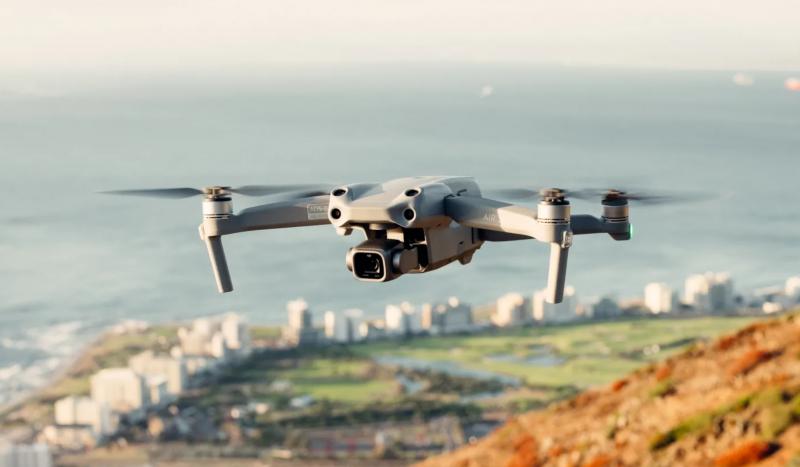 DJI julkisti Air 2S -dronen –  20 megapikselin kamera tuuman kennolla
