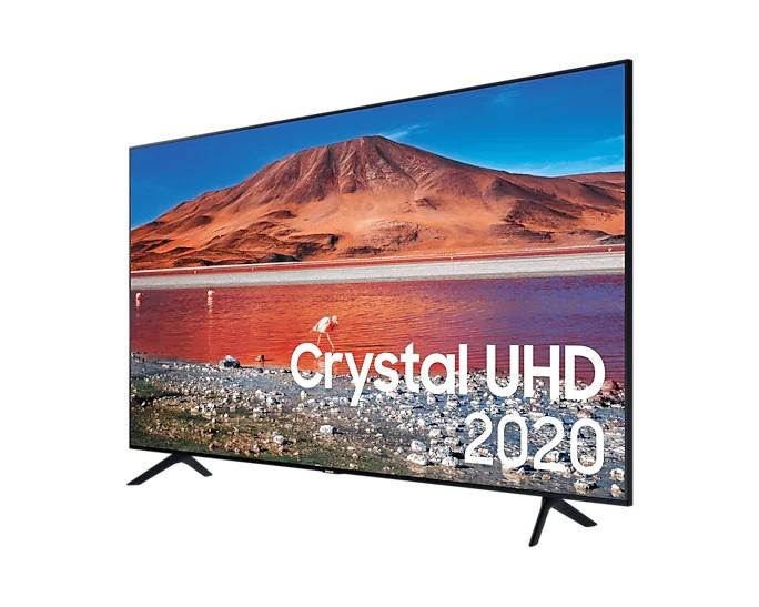 Elisan alkuvuoden myydyin älytelevisio oli Samsungin 55-tuumainen 4K UHD -televisio TU7005-mallisarjasta.