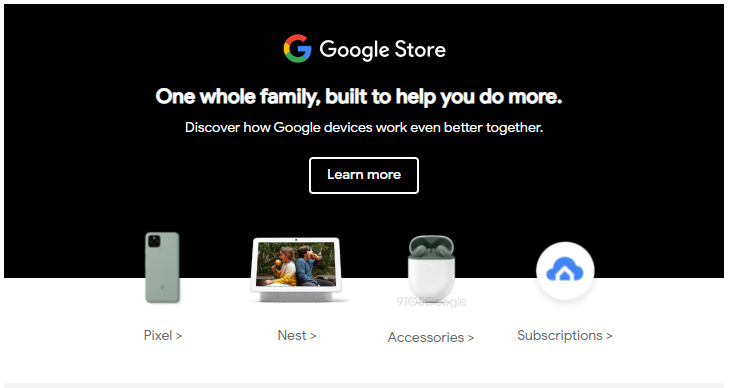 Google paljasti pikkukuvassa vielä julkistamattomat Pixel Buds A -kuulokkeet. Kuva: 9to5Google.