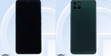 Huawei PKU-AL40 TENAA-kuvissa.