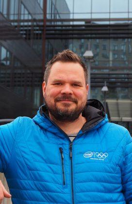 Intelin Tampereen yksikönjohtaja ja EGI:n Suomen R&D-johtaja Mikko Eskola.