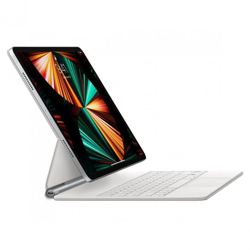 Magic Keyboardista esiteltiin valkoinen väri.
