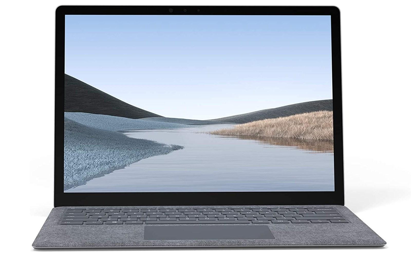 13,5 tuuman Microsoft Surface Laptop 4. Kuva: WinFuture.de.