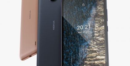 Nokia C20.