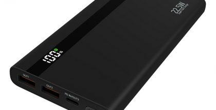 10 000 milliampeeritunnin Nokia Portable Power.
