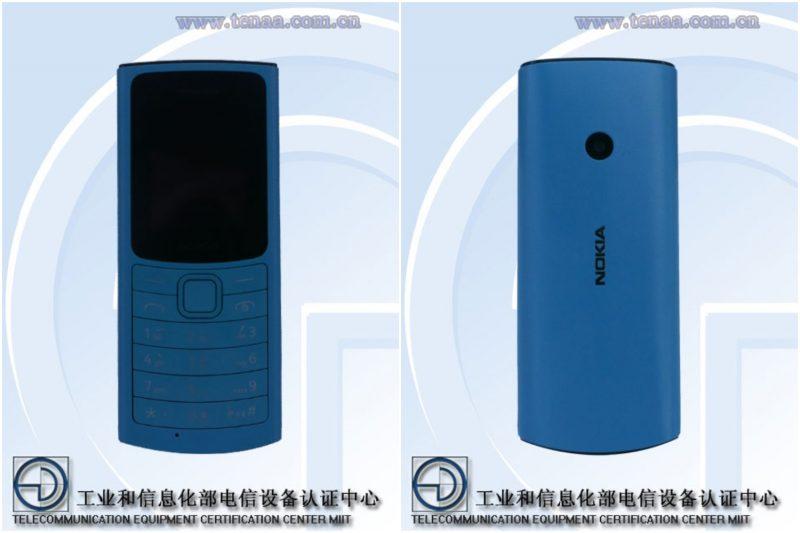 Uusi Nokia-peruspuhelin mallikoodilla TA-1373 TENAA-kuvissa.