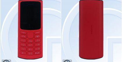 Uusi Nokia-peruspuhelin mallikoodilla TA-1389 TENAA-kuvissa.