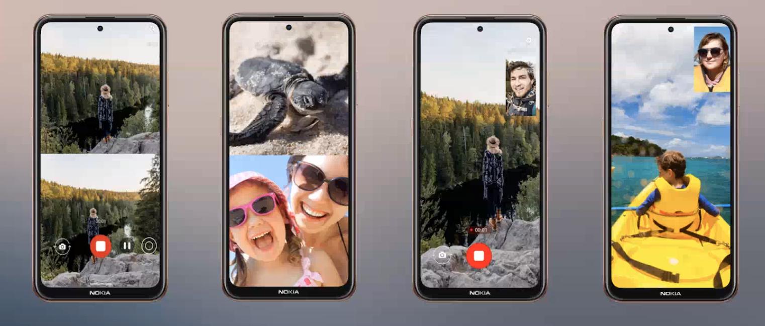 Dual-Sight-kuvaustila on aiempaa monipuolisempi.