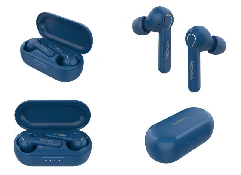 Nokia Lite Earbuds, Polar Sea.
