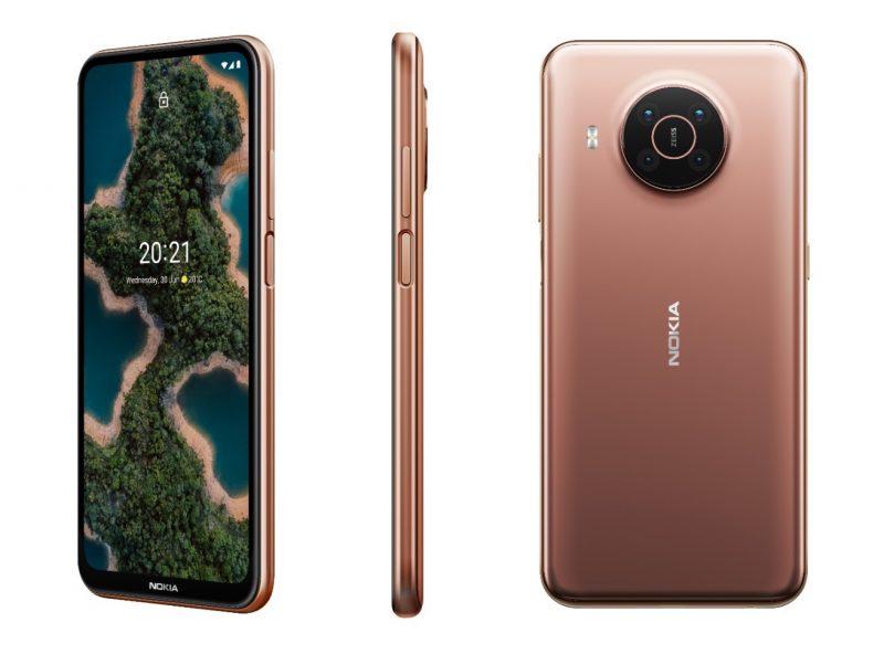 Nokia X20, Midnight Sun.