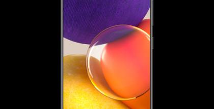 Google Play Consolen kautta Samsung Galaxy A82:sta paljastunut kuva.