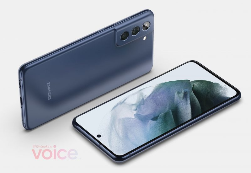 Samsung Galaxy S21 FE:n mallinnos. Kuva: Steve Hemmerstoffer / Voice.