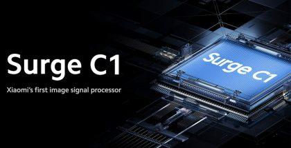 Mi MIX Foldissa esitelty Surge C1 on Xiaomin erillinen kuvasignaaliprosessori.