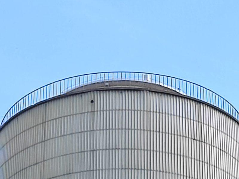 Pääkamera, 10x zoom. Tämän likemmäs Mi 11:illä ei voi lähentää.