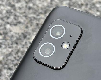 ZenFone 8:ssa on takana 64 megapikselin pääkamera ja 12 megapikselin ultralaajakulmakamera.