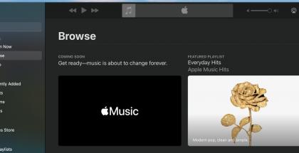 Apple on aloittanut tulevan julkistuksen pohjustamisen.