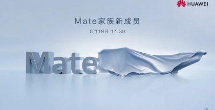 Huawei julkistaa uutta 19. toukokuuta.