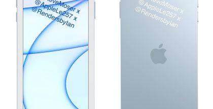 Tuleeko iPod touchista vielä uusi versio, ja näyttääkö se tältä?