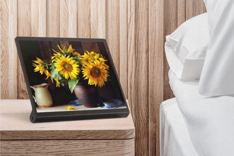 Lenovo Yoga Tab Pro on nähty jo kuvissa.