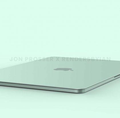 Huhu: Tuleva MacBook Air tuo uuden suorapintaisen designin useilla iMacista tutuilla värivaihtoehdoilla